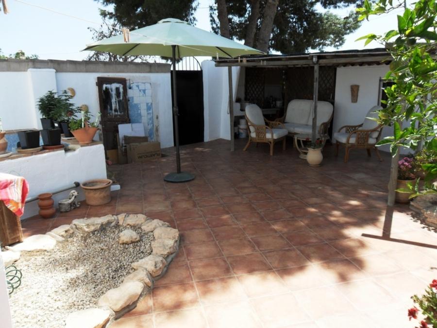 Fuente Alamo farmhouse Murcia