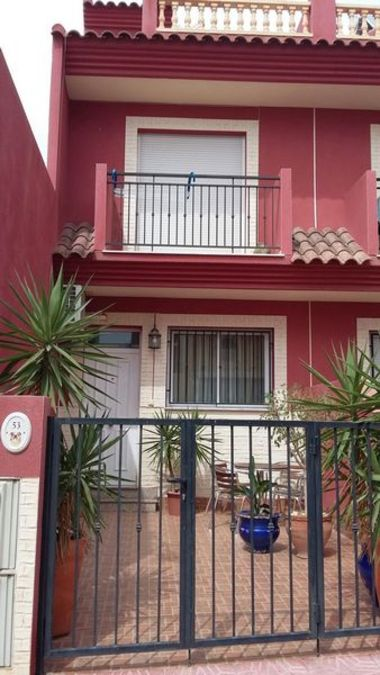 Townhouse For sale Mazarron