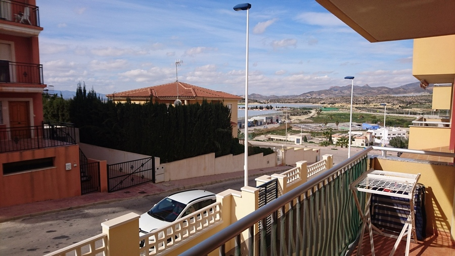 Apartment For sale Puerto de Mazarron