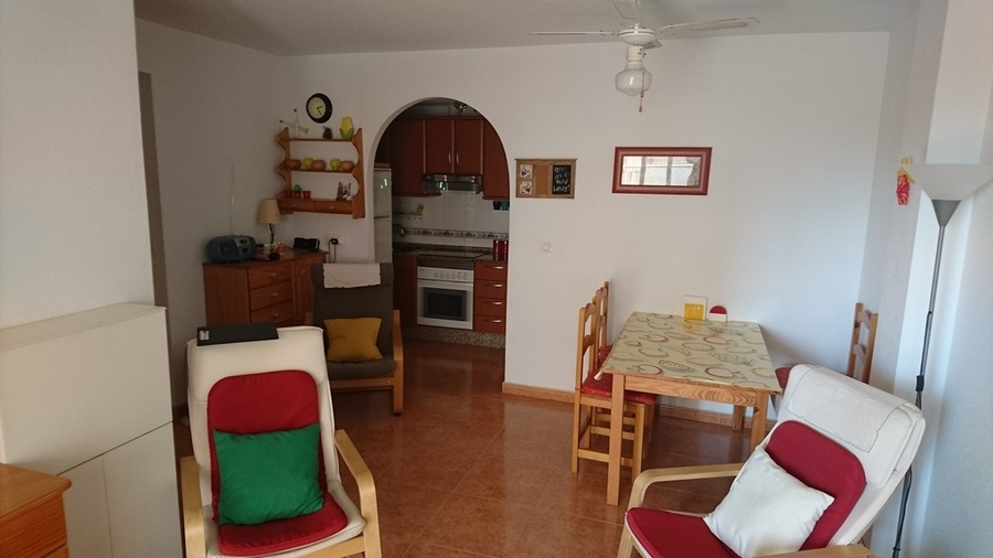 Puerto de Mazarron 2 Bedroom Apartment