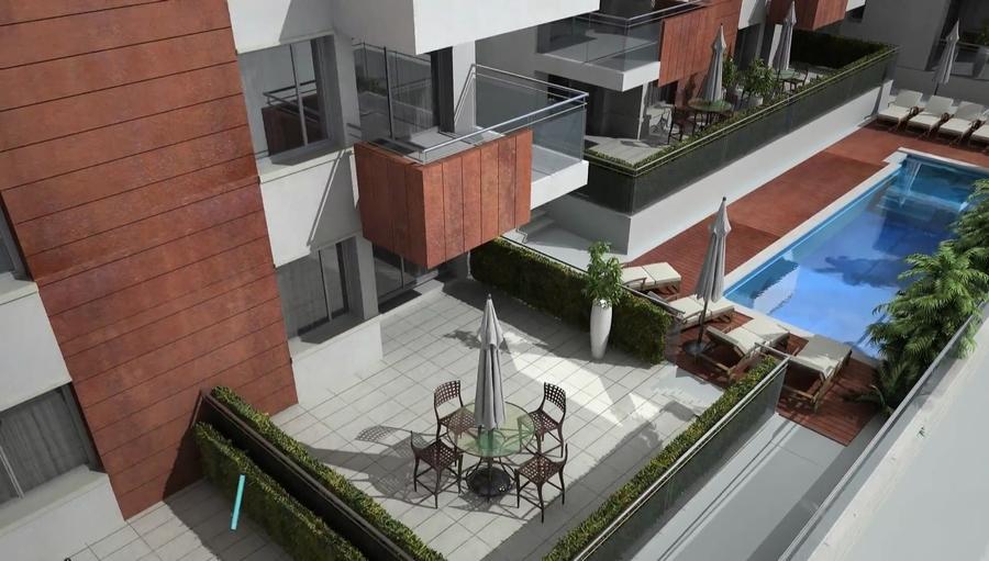 Puerto de Mazarron Murcia Apartment 150000 €