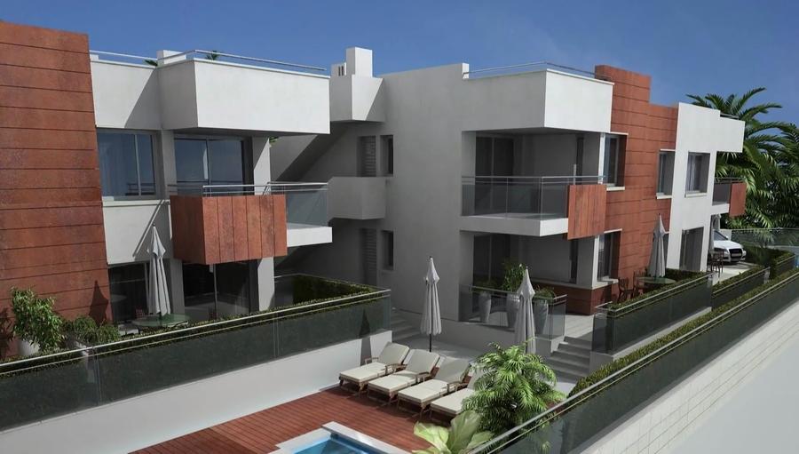 For sale Puerto de Mazarron Apartment