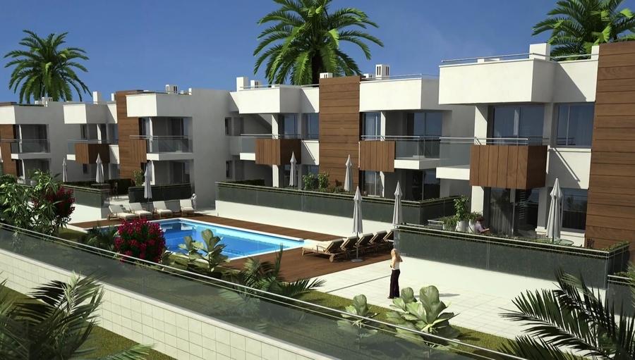 Puerto de Mazarron Apartment For sale 150000 €