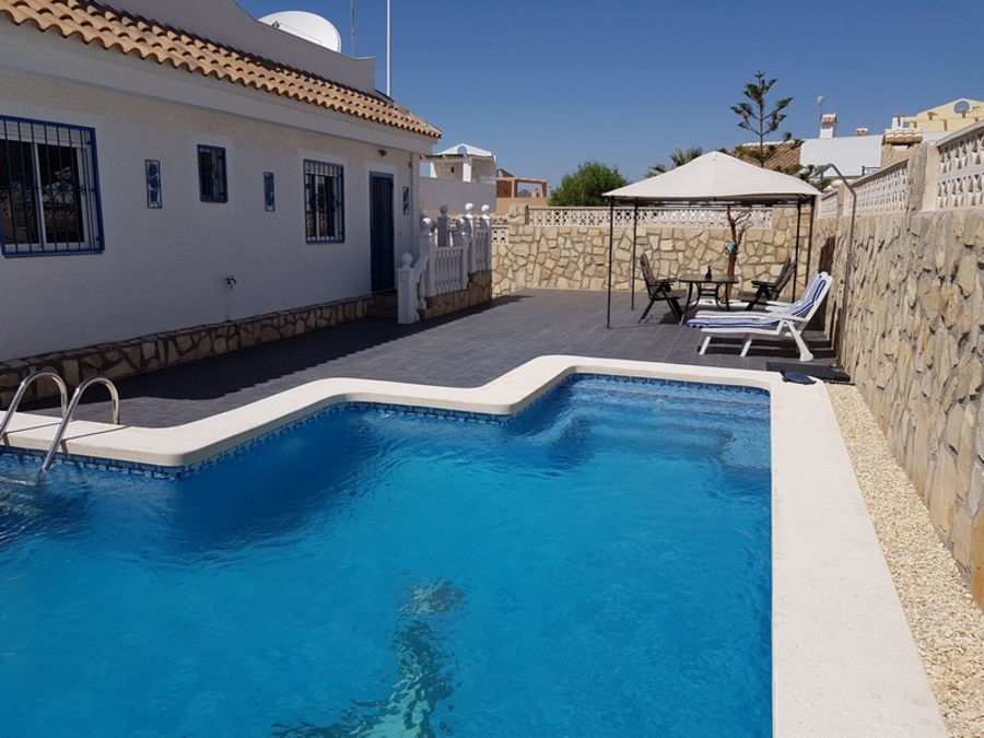 For sale Villa Camposol