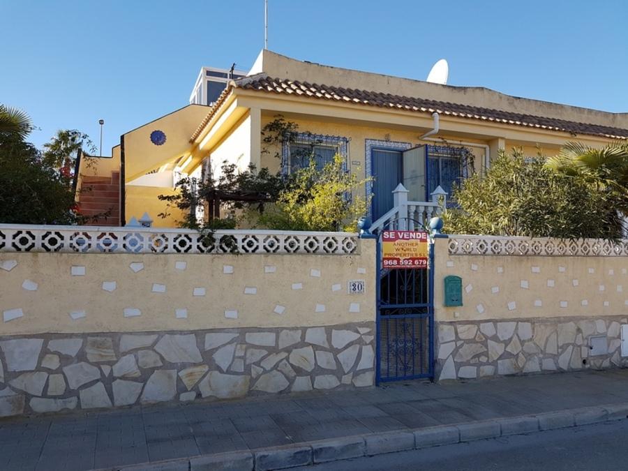 Villa For sale Camposol