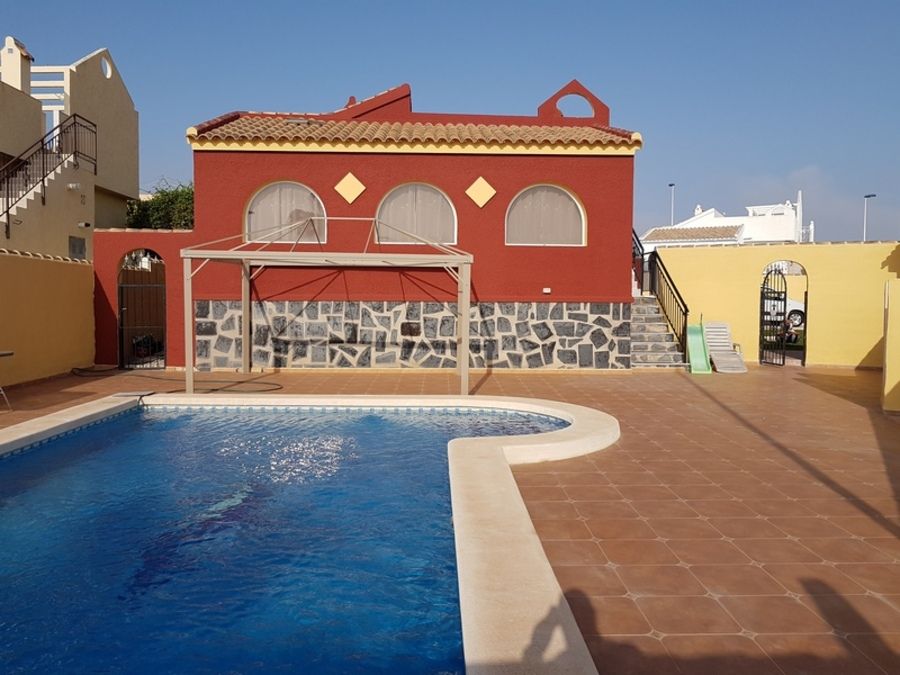 Villa For sale Camposol