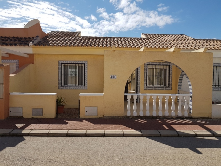 Villa For sale Mazarron