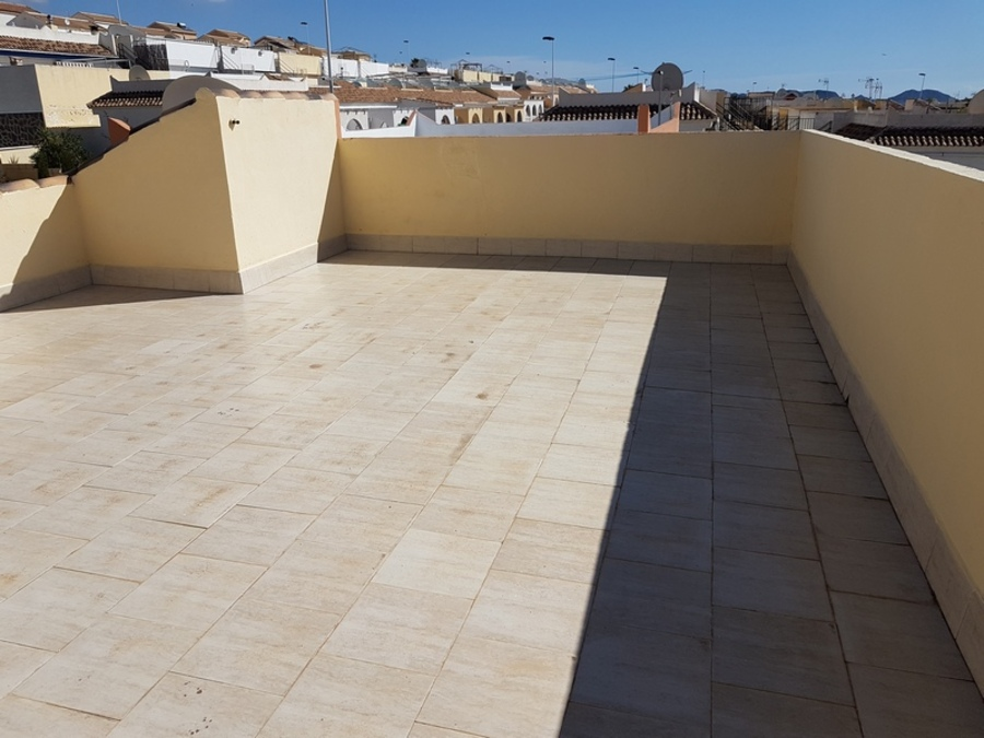 2 Bedroom Mazarron Villa