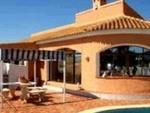 1174: Villa in Mazarron