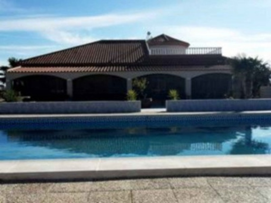 1412: Villa for sale in  Fuente Alamo
